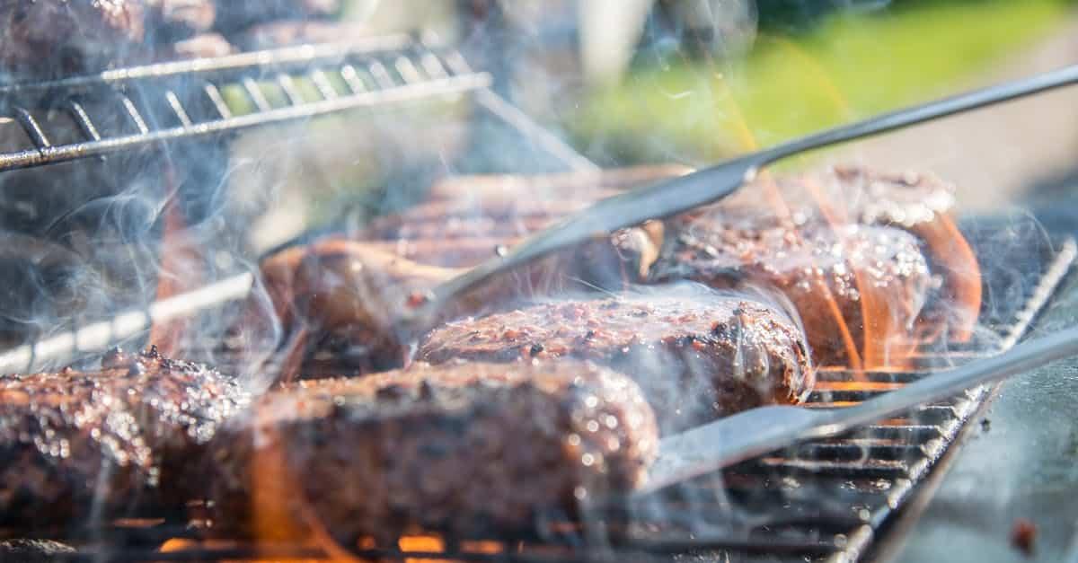 Grilling Frozen Meat
